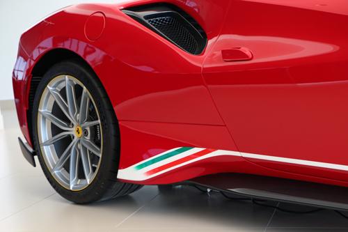 Ferrari-Pista