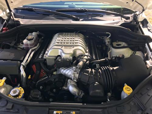 2021-Dodge-Durango-Hellcat-engine