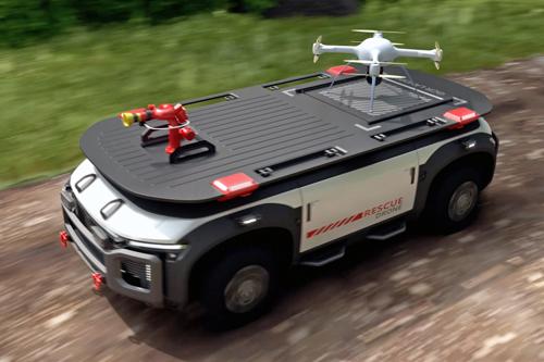 Hyundai-Hydrogen-Rescue-Drone