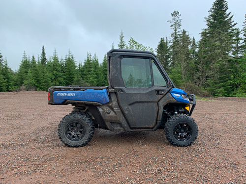 2021 Can-Am Defender