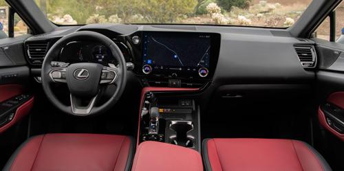 2022-Lexus-NX-350h-dash